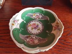Porcelán kávés csészealj