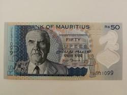 Mauritius 50 Rupia UNC 2013