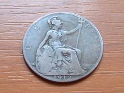 ANGOL ANGLIA 1 PENNY 1912