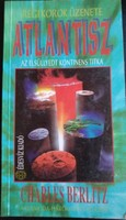 Berlitz útikönyvek: Atlantisz, az elsüllyedt kontinens titka, ajánljon!