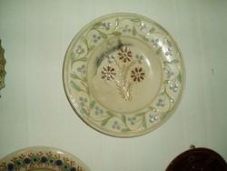 Antik cserép tányér, Baranya