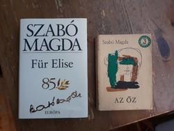 Szabó Magda két könyve
