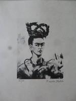 Frida Khalo - RÉZKARC