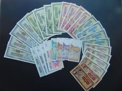 30 darab dinár LOT !