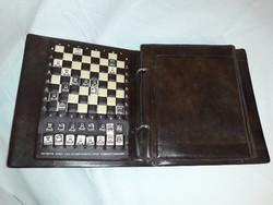 Antik régi sakk regiszter