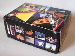 Régi 7x7 oktató játék fejlesztő társasjáték