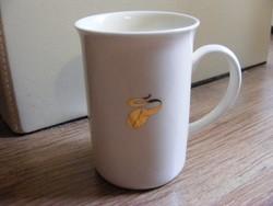 Zsolnay Tchibo kávés bögre