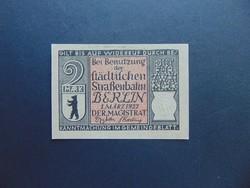 2 márka 1922  03