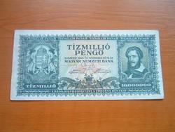 TÍZMILLIÓ PENGŐ 1945 #