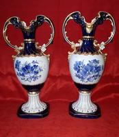 XXL méretű Royal Dux vázák