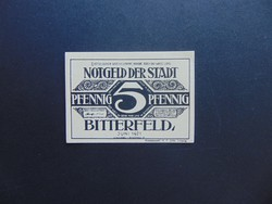5 pfennig 1921