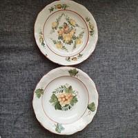 2 db Gránit fali tányér