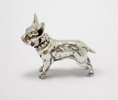 Ezüst bulldog miniatűr (ZAL-BI40191)