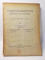 Vasbeton szerkezetek elmélete és számítása 1921