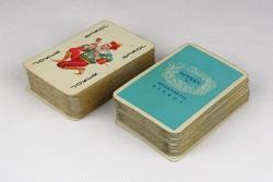 0X840 OFFSET ÉS JÁTÉKKÁRTYA póker kártya 2 pakli
