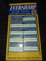 Vintage Eversharp Borotvapengék U.S.A.