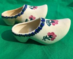 Antik fajansz holland papucs