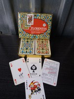 Kártyapaklik Ferd Piatnik&Söhne Florentin Bridge Canasta Rummy
