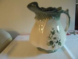 Jelzett angol porcelán mosdókancsó!