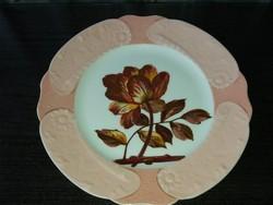 Antik Limoges D&C Francia Porcelán Tányér
