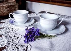 Bavaria 2 személyes elegáns csésze szett