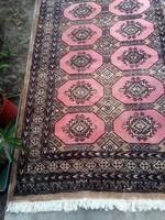 Régi pakisztáni perzsaszőnyeg  , 95 x 160 cm