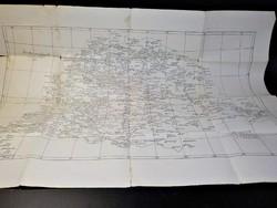 Nagy Magyarország zivatar megfigyelő állomás térkép 1898