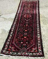 Antik iráni perzsaszőnyeg ,270 x 73 cm