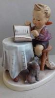 Hummel Kis Könyvelő - Little Bookkeeper #306 TMK5 12cm