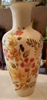 Zsolnay 27 cm váza porcelán retro régi CSERE IS