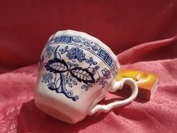 Hagymamintás porcelán csésze