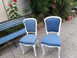 Biedermeier /barokk-chippendale / vintage szék 4db