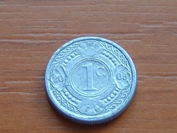 HOLLAND ANTILLÁK 1 CENT 2005   ALU. KICSI 14 mm #