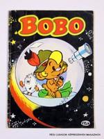 1989 ?  /  Bobo (Album)  /  SZÜLETÉSNAPRA! RETRO, RÉGI EREDETI KÉPREGÉNY Szs.:  10641