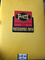 Forte fotó papír