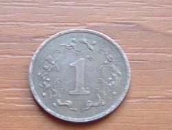 ZIMBABWE 1 CENT 1988  #