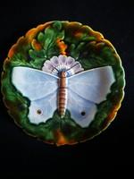 Schütz Blansko pillangós tányér