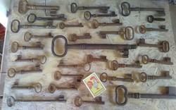Antik kulcs csomó