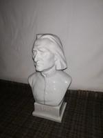 1,-Ft Herendi Liszt mell büszt!