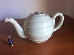 Bauhaus design porcelán tea / kávé kancsó WMF termoszhoz is tökéletes.