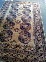 Szőnyeg , CSAK MA, indiai, gyapjú 250x165 cm
