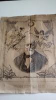 Kossuth Lajos - antik ritkaság