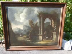 18. sz.-i  festmény