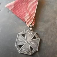 Károly csapatkereszt kitüntetés