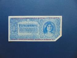 1 millió korona 1923 Fenyő HarisnyAház