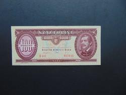 100 forint 1993 B 443 Szép ropogós bankjegy