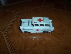 Kifogástalan állapotú lemez mentőkocsi