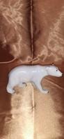 Porcelán jegesmedve.