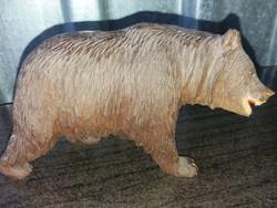 Fából Faragott Medve