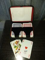 Kártyapaklik Ferd Piatnik &Sons Kártyatárcban